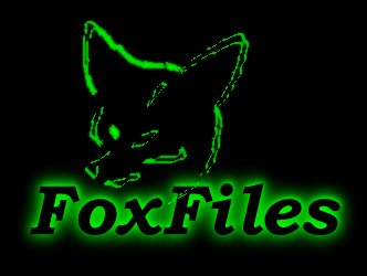 FoxFiles logo Copyright (C) 1995-2007, Neil F. Johnson